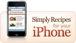 Simply Recipes iPhone Version