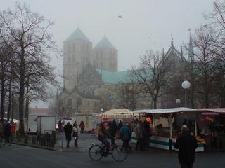 Misty Münster [Desktop Auflösung]