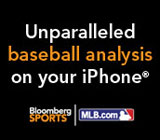 Unparalleled baseball analysis on your iPhone - Bloomberg Sports
