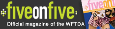 fiveonfive - Official magazine of the WFTDA