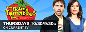 The Rotten Tomatoes Show on Current TV