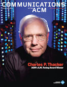 Communications of the ACM Current Issue