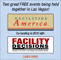 Facility Decisions Trade Show and Expo in Las Vegas