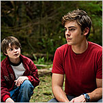 Zac Efron Plays With Ghosts in the Northwest