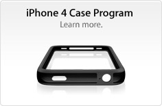 iPhone 4 Case Program. Learn more.