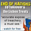 End of Nations - EU Takeover and the Lisbon Treaty
