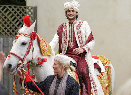 Image 3 for 'Amira Shah and Syed Masood Eastenders Wedding' gallery
