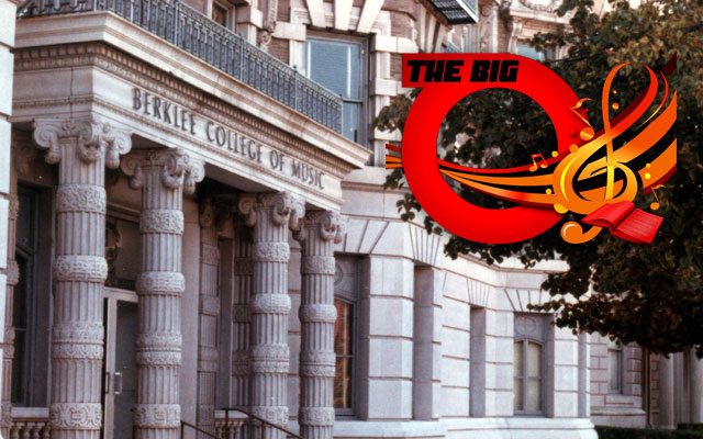 "Music Hall, ""Big O"" Foundation, Berklee College Of Music Team Up"