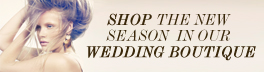 Shop the wedding boutique