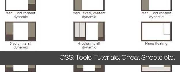 Mega CSS Resource Roundup