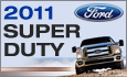 The New 2011 Ford F-Series Super Duty