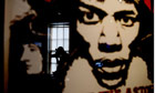Jimi Hendrix exhibition opened today at the Handel House Mayfair