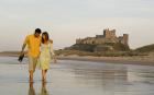 Coastal cruises: take a romantic drive to Bamburgh Castle