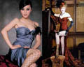 Chinese vs foreign stars: Who has most beautiful legs?