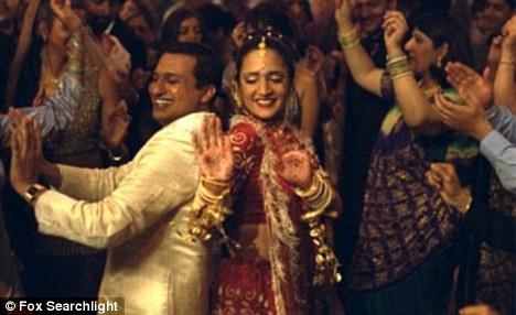 Classic: Panjabi as Jesminder's big sister 'Pinky' Bharma in 2002 film Bend It Like Beckham