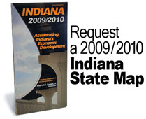 Request a Indiana State Transportation Map