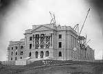 construction of the Legislature building
