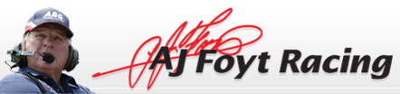 Welcome to A.J. Foyt Racing
