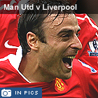 Manchester United v Liverpool: in pictures