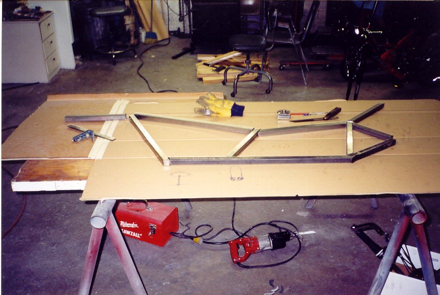 Initial frame layout