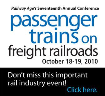Passenger Trains on Freight Railroads