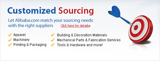 Customized Sourcing