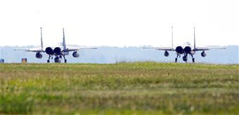 Final F-15 departs Langley, 71st FS prepares to inactivate