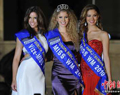 Jennifer Scherman from Argentina crowned Miss World Cup 2010