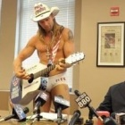 Naked Cowboy to Run for President