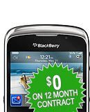 NEW BlackBerry 12 Month Contract?