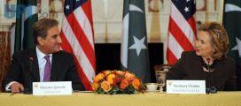 U.S.-Pakistan strategic dialogue meeting
