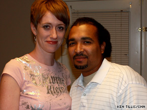 Beth Humphrey and Terence McKay say they were denied a marriage license because of their race.