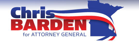 Chris Barden for Attorney General