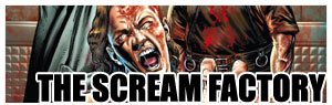 THE SCREAM FACTORY - Comics and Books