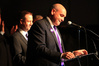 George Smitherman apologized to his supporters while conceding the mayor's race to Rob Ford in Toronto.