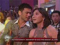 24oras:  Hayden Jho Jr., Dr. Vicki Belo planning to tie knot?