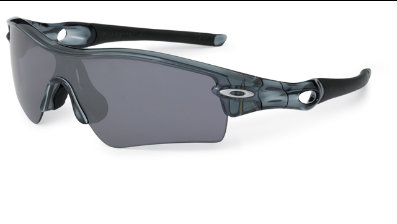 Oakley donated 35 pairs of Radar sunglasses with black iridium lenses to the Chile mine rescue operation. According to the company, the glasses should help the miners' eyes adjust to sunlight again.