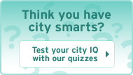 Take our City Quiz