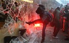 Student protest against tuition fees turns violent at Millbank