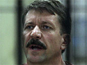 Arms Trafficking Suspect Viktor Bout in NYC Jail