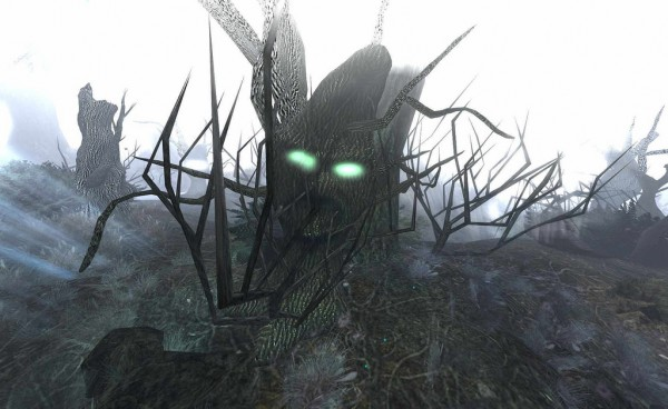 creepy forest 600x368 - Der Erlkönig — The Erl King, Music by Franz Schubert