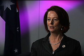 PM Gillard agrees to Afghan exit strategy