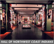 Hall of Northwest Coast Indians