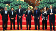 Obama makes last Asia-trip pitch for U.S. exports