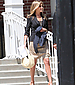Jennifer Attends Meeting in L.A.