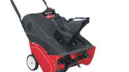 Win a free snow thrower