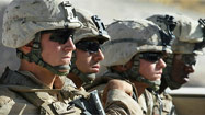 Helmet face shield could reduce troop brain injuries