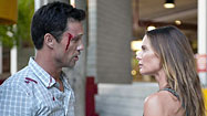 'Burn Notice's' Michael and Fiona sizzle amid the explosions