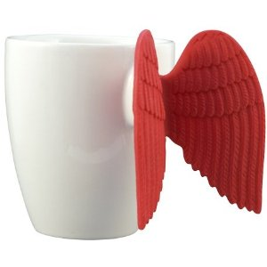 Angel Coffee Cup