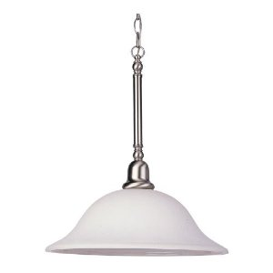 White Pendant Light Fixture